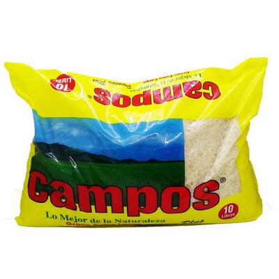 Arroz Campos Premium 10 Lb.