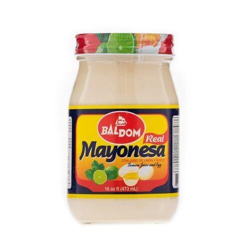 Mayonesa baldom 16 onz