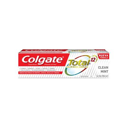 Crema Dental Colgate Total Clean Mint 100 Ml