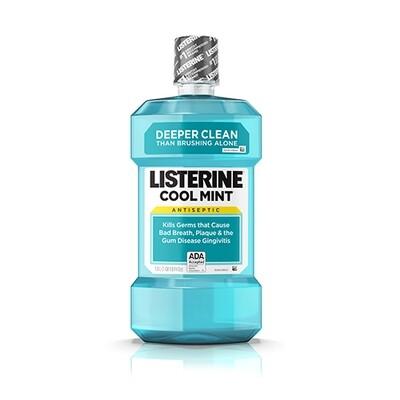 Enjuague Bucal Listerine Cool Mint 1 Lt.