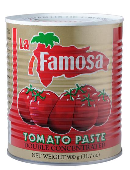 Pasta De Tomate La Famosa 900g