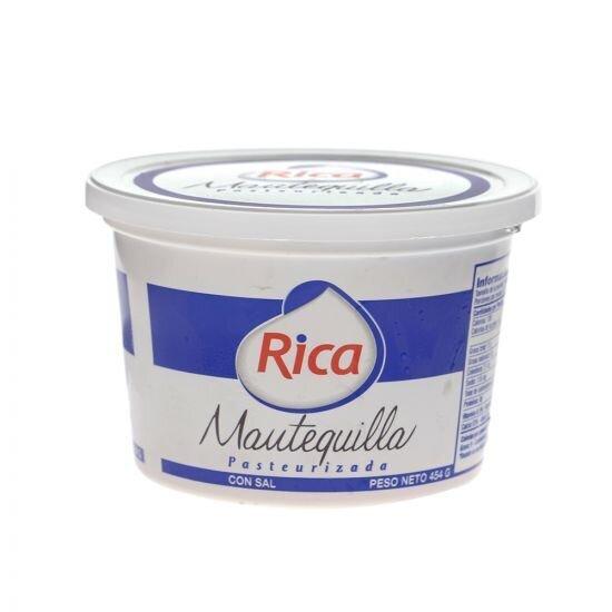 Mantequilla Rica 15 Onz- J
