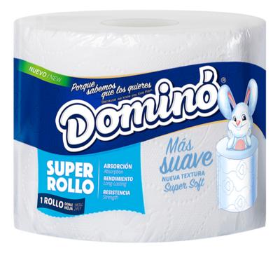 Papel Higienico Domino Super Rollo 1 Ud.- S