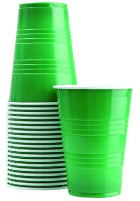 Vasos Solo Carnaval 10 Oz Verde 20 Uds.- S
