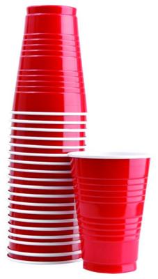 Vasos Solo Carnaval 12 Oz Rojo 20 Uds.- S