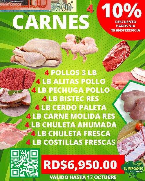 Carnes 4x4