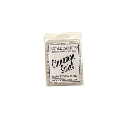 Cinnamon Swirl Wax Melt