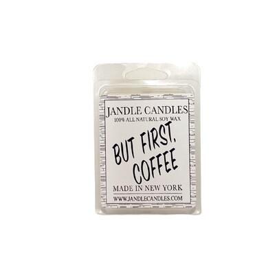 But First, Coffee Wax Melt
