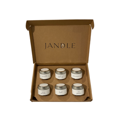 Sample Scent 6-Pack