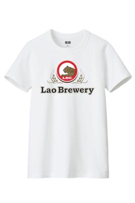 LAO Brewery tee