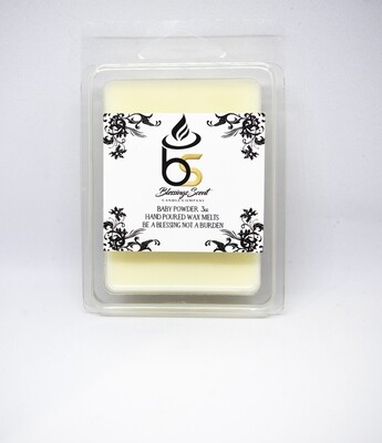 6pc Clamshell Wax Melts