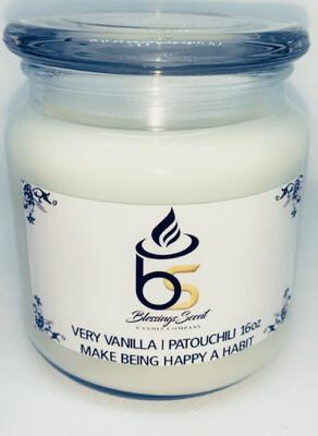 Very Vanilla | Patchouli