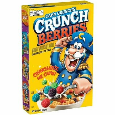 Cap'n Crunch Berries Cereal