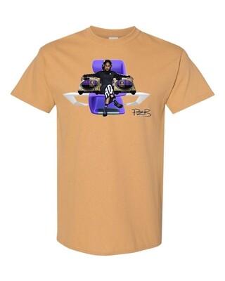 DJ PZB Logo Tee