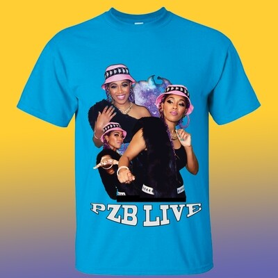 PZB Live Tour Tee