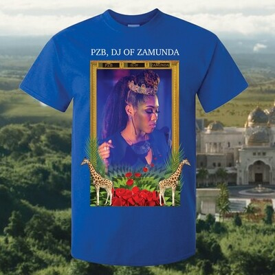 PZB, DJ of Zamunda Tee