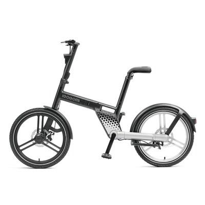IGOGOMI  36V Electric Folding Bike Chainless -  White