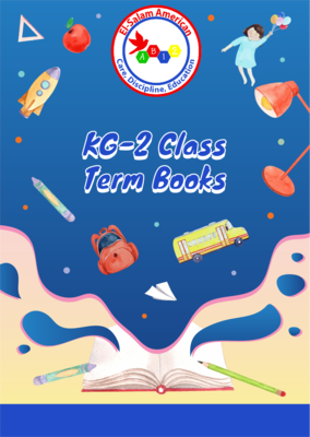 KG-2 Term Activity Books