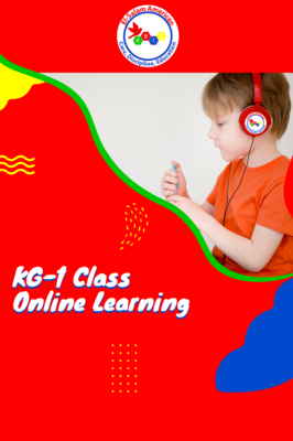 KG-1 Online Monthly Subscription For New Children
