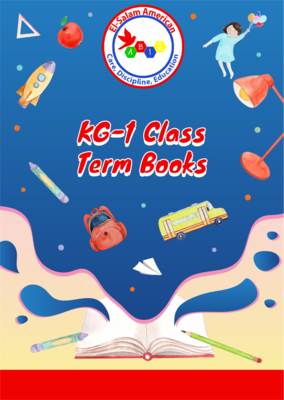 KG-1 Term Activity Books