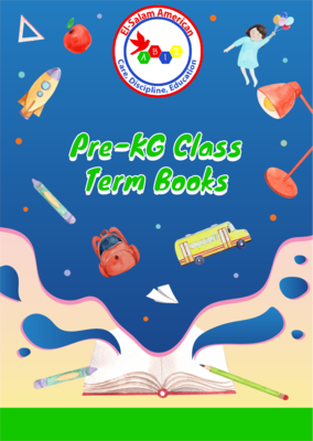 Pre-KG Term Activity Books