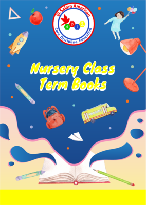 Nursery Term Activity Books