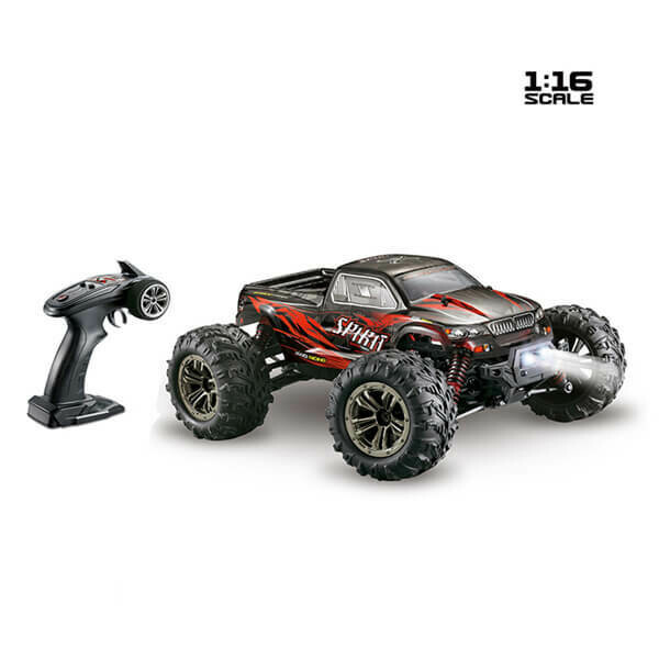 4WD Brushless Proportional Control RC Car with LED Light RTR Toys