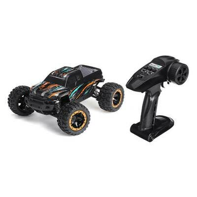 1/16 2.4G 4WD Brushless RC Car with LED Light Electric Off-Road Truck