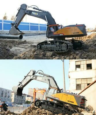 1/14 RC Trucks Excavator Remote Control Vehicle
