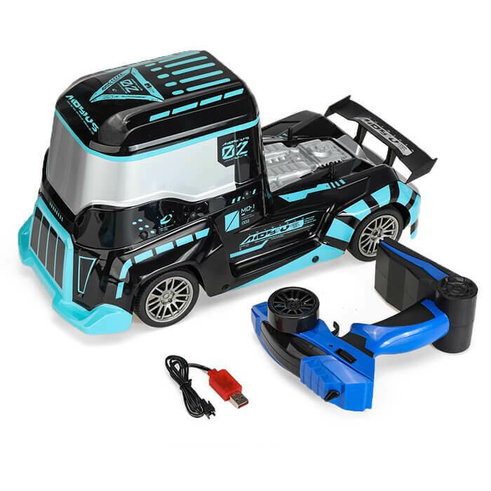 1/10 2.4G 45 cm Trailer Truck RC Car Vehicle Toys