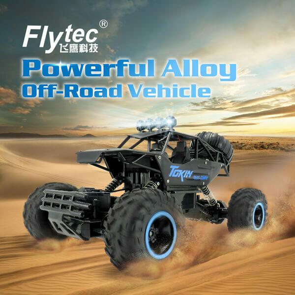 1:12 4CH 2.4G Full Scale Alloy RC Crawler RC Car