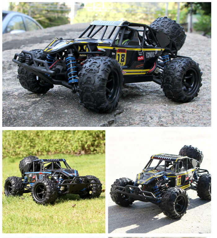1/18 2.4G 4WD 40km/h RC Car Electric Off-Road Vehicles RTR Model