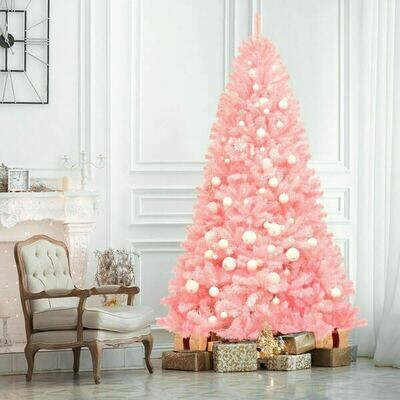 Hinged Artificial Christmas Tree Full Fir Tree