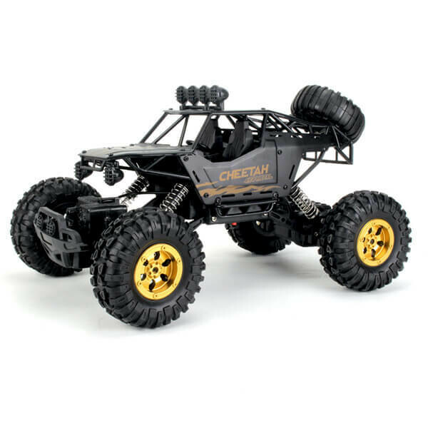 1/12 4WD RC Car Crawler Metal Body Vehicle Models Truck
