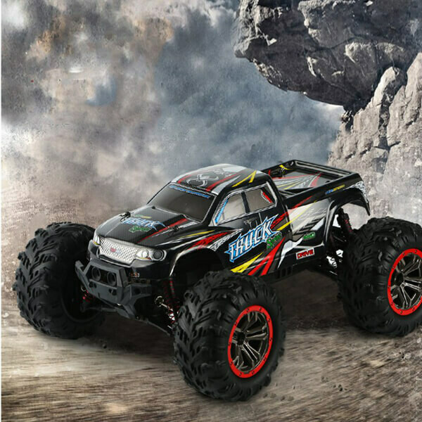 1/10 2.4G 4WD 46km/h LED RC Car Short Course Truck RTR Toys