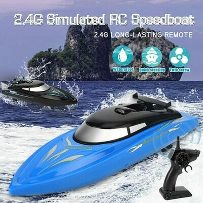 RC High Speed RC Boat Radio Remote Control Racing Electric Toys