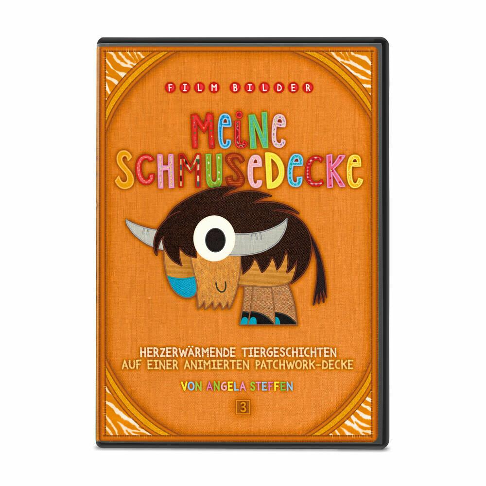 DVD: Patchwork Pals 3