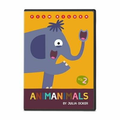 DVD: ANIMANIMALS 2