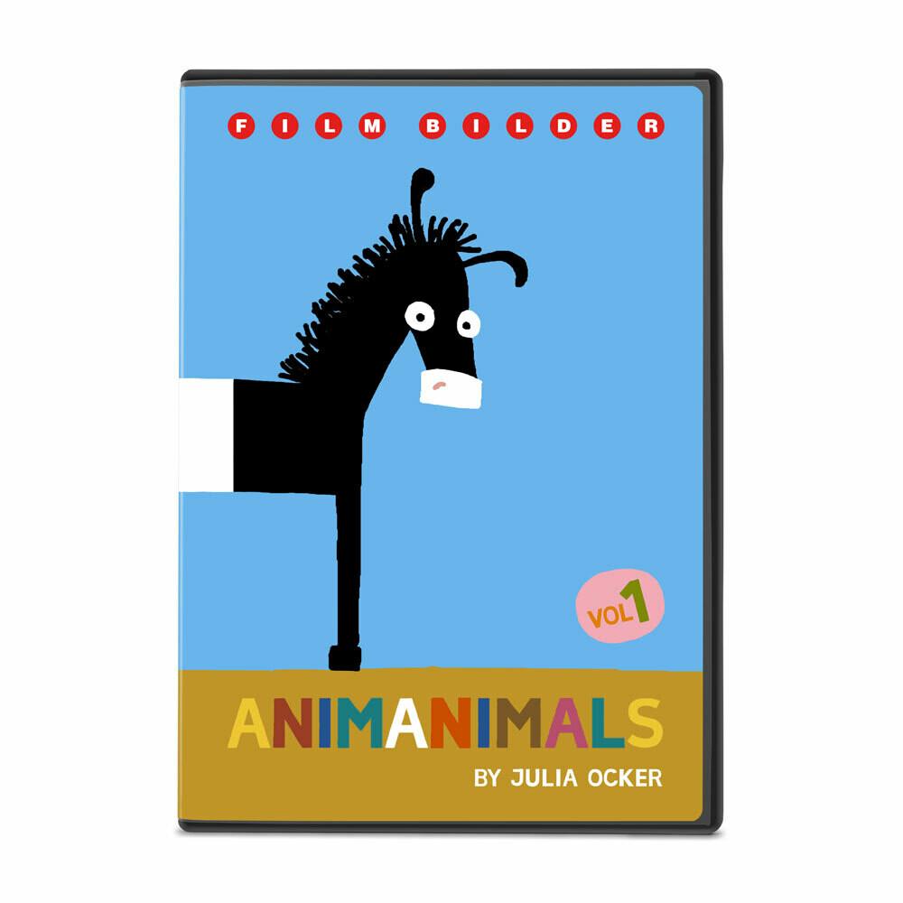 DVD: ANIMANIMALS 1