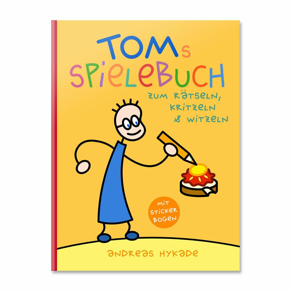 TOMs Spielebuch