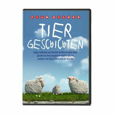 DVD: Animal stories