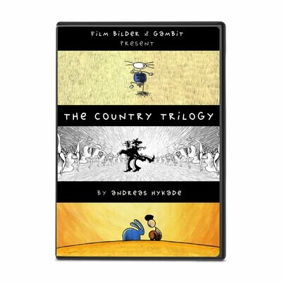 DVD: Country Trilogy