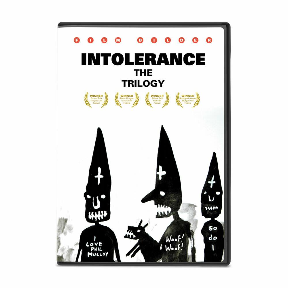 DVD: INTOLERANCE TRILOGY