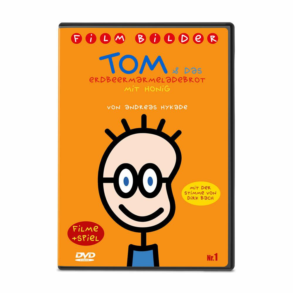 DVD: TOM spezial 1 mit Spiel