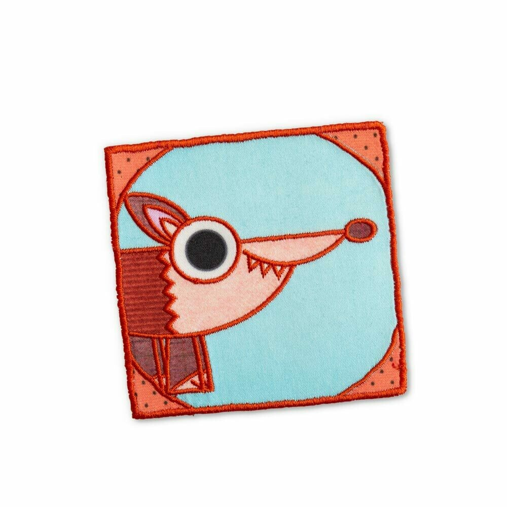 Patchwork Pals Iron-On Patch