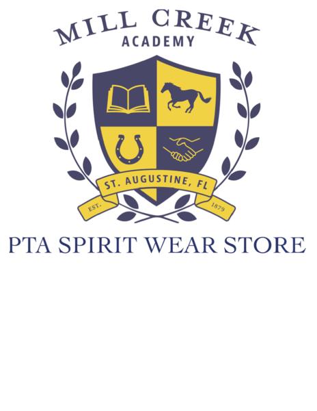 Mill Creek Academy PTA Spirit Wear Store