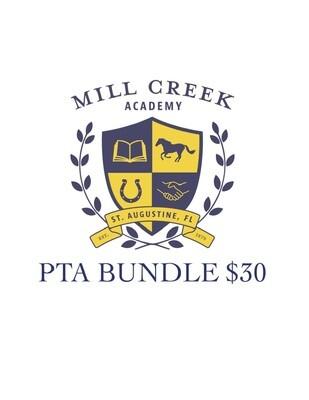 PTA $30 Bundle Package
