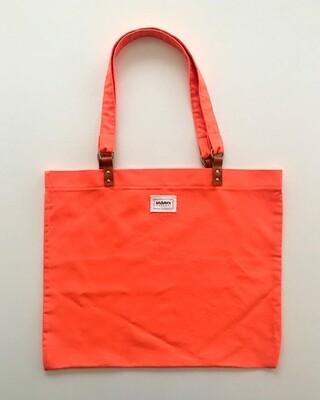 Tote Bag XL naranja coralino