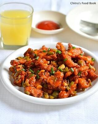 Corn Manchurian