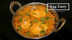 Anda Tariwala / Egg Masala